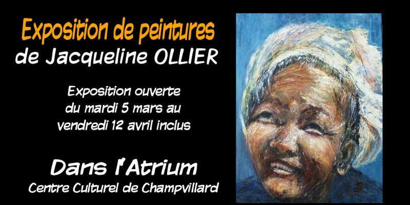 Exposition Jacqueline Ollier